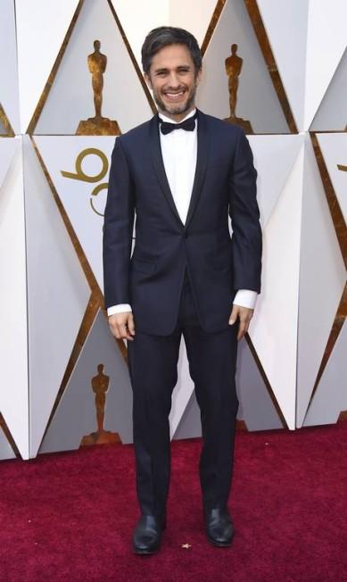 O ator Gael Garcia Bernal Jordan Strauss / Jordan Strauss/Invision/AP