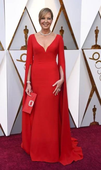 A atriz Allison Janney Jordan Strauss / Jordan Strauss/Invision/AP