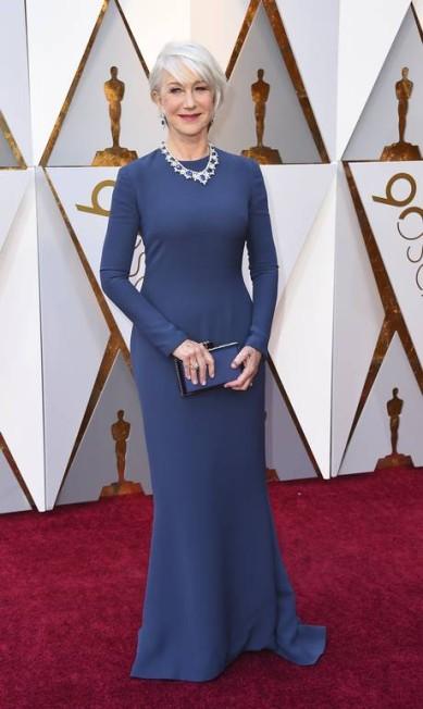 A atriz Helen Mirren Jordan Strauss / Jordan Strauss/Invision/AP