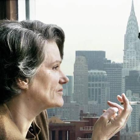 'Hannah Arendt', de Margarethe von Trotta Foto: Divulgação