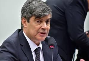 O líder do PR na Câmara, deputado Wellington Roberto (PB) durante participação de comissão da Casa Foto: Zeca Ribeiro/Câmara dos Deputados/08-11-2016