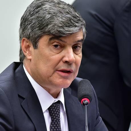 O deputado Wellington Roberto (PR-PB) participa de comissão da Câmara Foto: Zeca Ribeiro/Câmara dos Deputados/08-11-2016