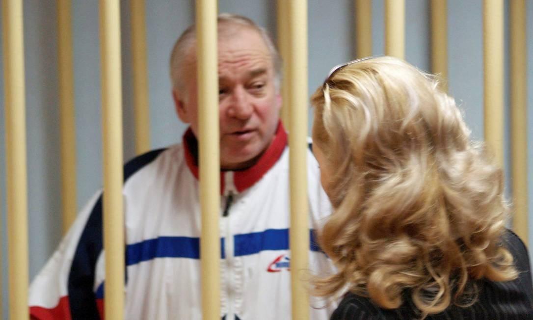 Sergei Skripal: ex-espião russo foi internado após contato com substância desconhecida Foto: STRINGER / REUTERS