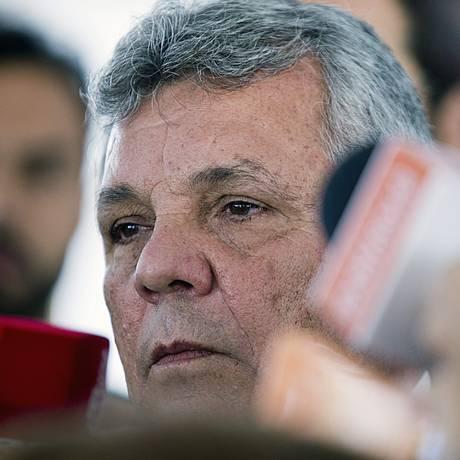 O deputado Alberto Fraga (DEM-DF) durante entrevista 11-01-2017 Foto: Jorge William / Agência O Globo