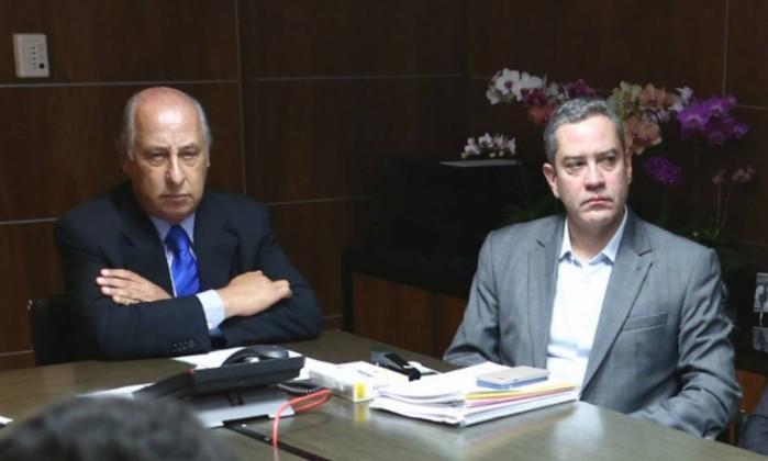 Por eleição, Del Nero reúne presidentes de federações
