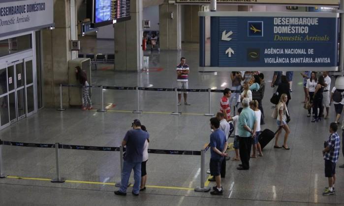 PF desarticula esquema de contrabando em aeroporto do RJ