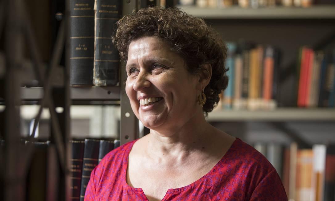 """""""Imigrantes da segunda geração sofrem muito com xenofobia e racismo"""", diz a psicanalista Marie Rose Moro Foto: Ana Branco / Agência O Globo"""