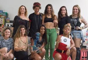 A Batalha das Musas incentiva a participação de toda a sociedade, mas o microfone é delas Foto: Isabella Madrugada / Foto Divulgação