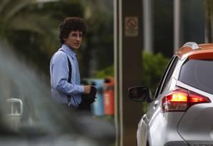 Mikael Tavares Medeiros, de 19 anos, nomeado gestor financeiro de contratos de mais de R$ 470 milhões por ano no Ministerio do Trabalho Foto: Michel Filho / Agência O Globo
