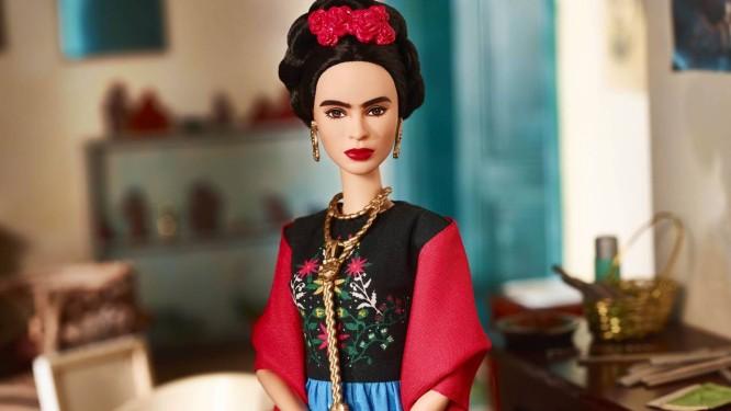 Barbie da série 'Mulheres inspiradoras': boneca pode gerar disputa judicial Foto: Divulgação