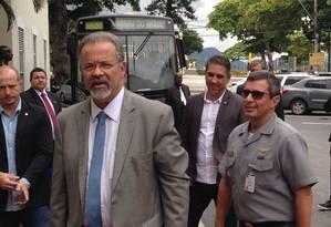 O ministro da Segurança, Raul Jungmann Foto: Renan Rodrigues / Agência O Globo