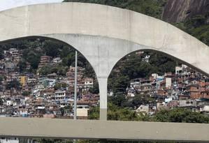 A Favela da Rocinha Foto: Marcos de Paula / Agência O Globo