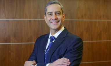 Rogério Caboclo é o futuro presidente da CBF Foto: Divulgação/CBF