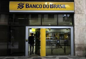 Agência do Banco do Brasil Foto: Domingos Peixoto / Agência O Globo