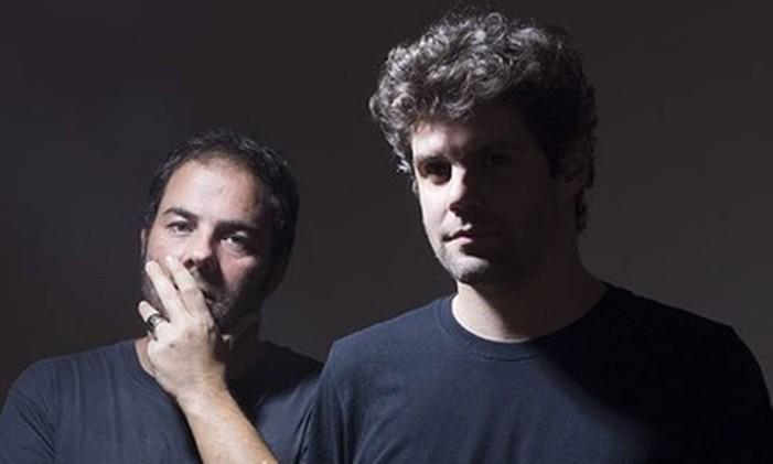 Badenov e Diogo Reis, da Moo Foto: Divulgação