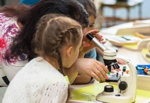 Para pais e professores há diferença de desempenho entre meninos e meninas Foto: shutterstock.com/AlesiaKan / .