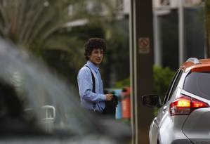 Mikael Tavares Medeiros, de 19 anos, nomeado gestor financeiro de contratos no Ministerio do Trabalho Foto: Michel Filho / Agência O Globo