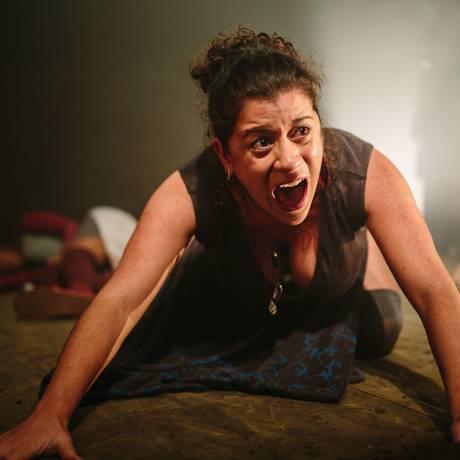 A peça reúne textos de várias autoras Foto: Divulgação / Elisa Mendes