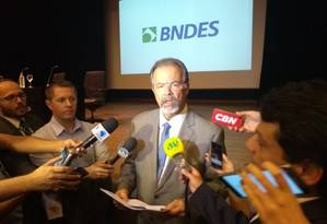 Acordo de segurança pública de R$ 42 bilhões com BNDES é aprovado Foto: Cecília Vasconcelos