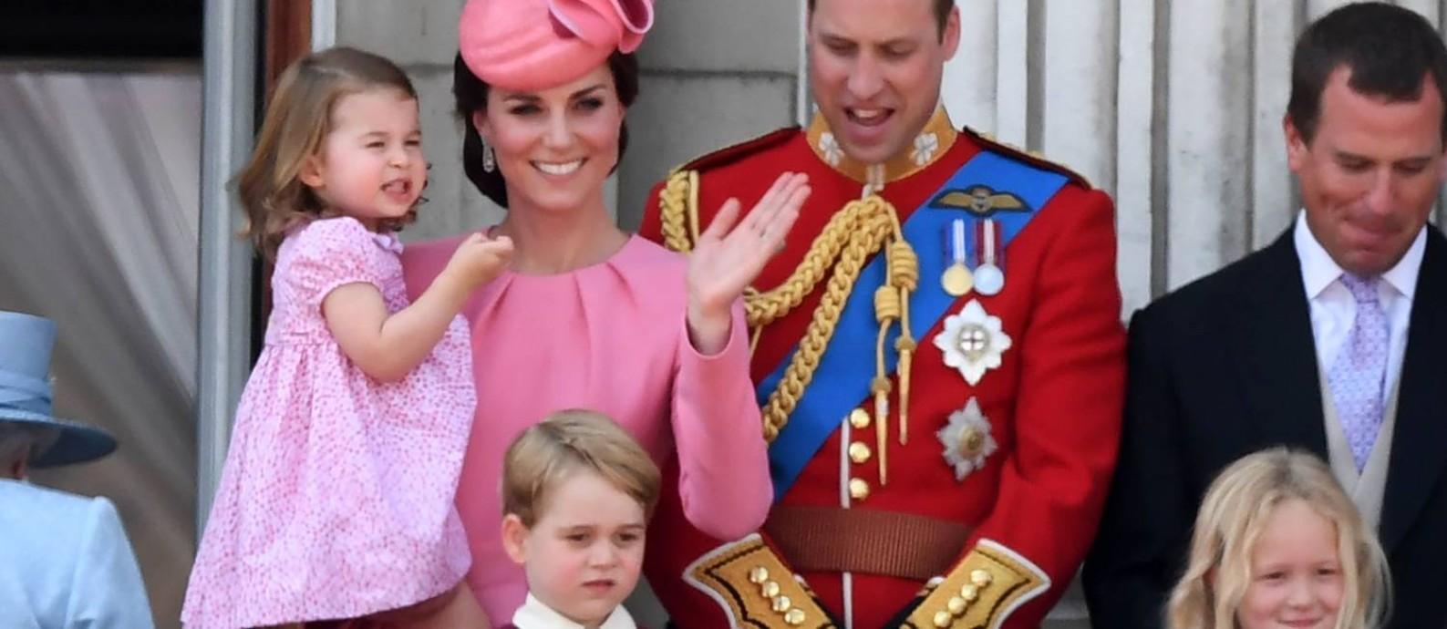 A monarquia mais famosa do mundo ainda fascina Foto: CHRIS J RATCLIFFE / AFP