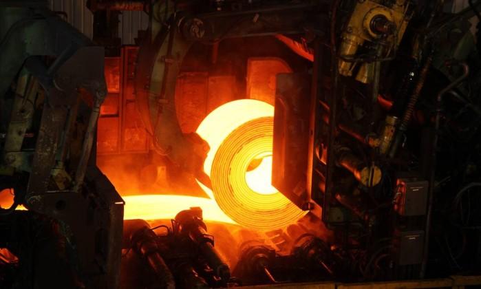 Brasil foi o mais afetado com a sobretaxa do aço
