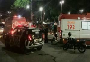 Ataques deixam sete mortos em Fortaleza Foto: Reprodução GloboNews