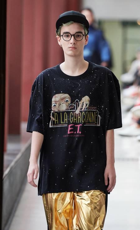 """Mais uma estampa do filme """"E.T. - O extraterrestre"""", de Steven Spielberg Foto: Zé Takahashi/ Fotosite"""