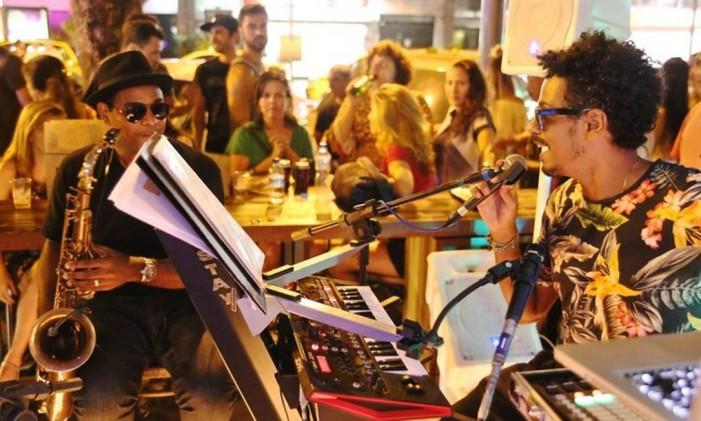 QuintaJazz no TT Burger Foto: Divulgação