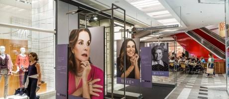 O Rio Design Leblon recebe a exposição 'Joias & Atitude', em comemoração ao Dia da Mulher Foto: Marco Sobral/G.Lab