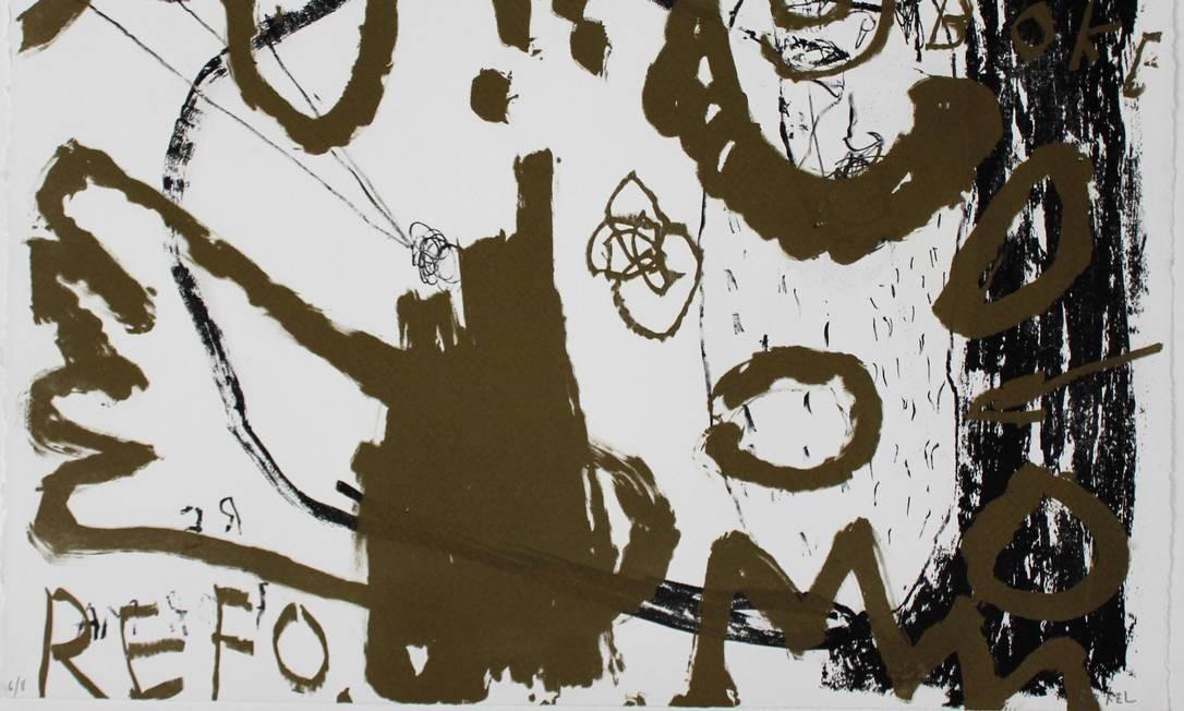 A produção de jovens gravuristas do Estúdio Baren, aberto em 2011 no Rio Comprido pelo artista João Sánchez, abre a série de exposições da Galeria Mul.ti.plo, no Leblon (Rua Dias Ferreira 417). Seg a sex, das 10h às 18h30m. Sáb, das 10h às 14h. Até 31 de março. Foto: Divulgação