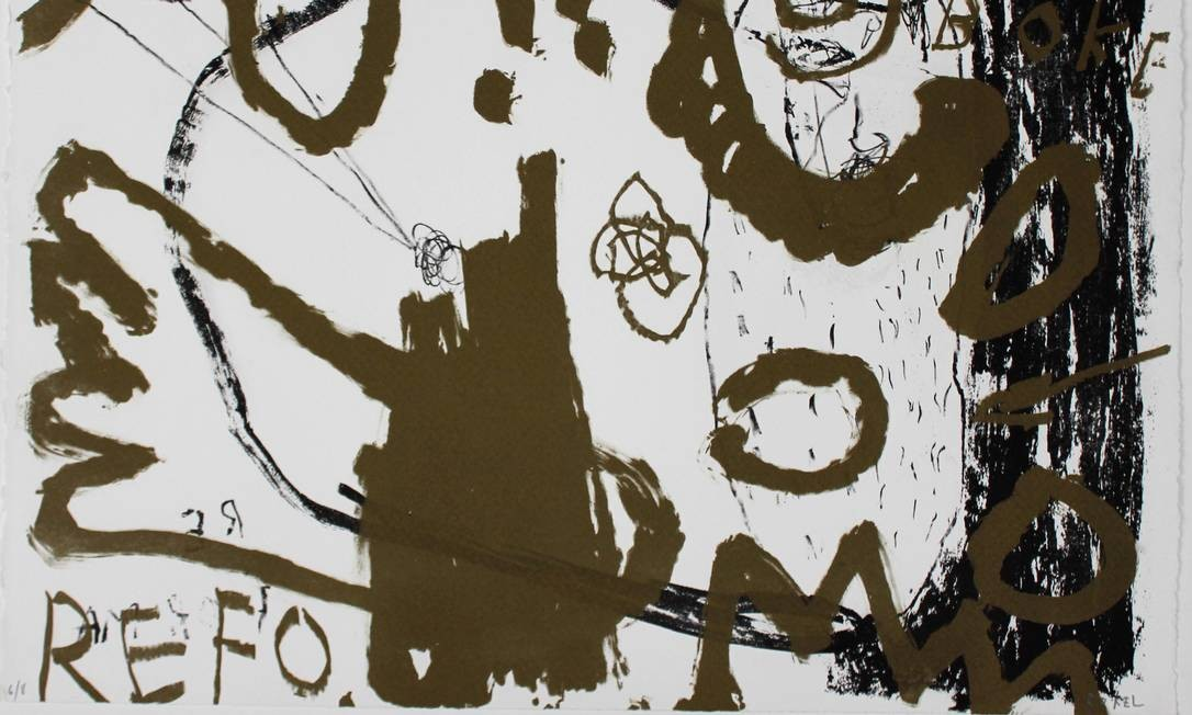 A produção de jovens gravuristas do Estúdio Baren, aberto em 2011 no Rio Comprido pelo artista João Sánchez, abre a série de exposições da Galeria Mul.ti.plo, no Leblon (Rua Dias Ferreira 417). Seg a sex, das 10h às 18h30m. Sáb, das 10h às 14h. Até 31 de março. Divulgação