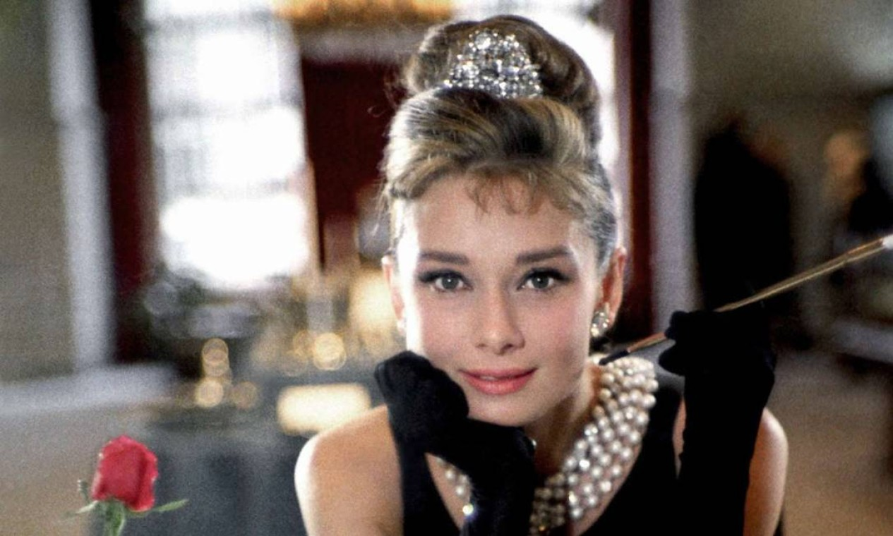 """""""Bonequinha de luxo"""":Blake Edwards constrói um painel da sociedade nova-iorquina sem cair em armadilhas moralistas no longa com Audrey Hepburn Foto: Divulgação"""
