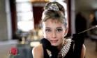 """Audrey Hepburn em """"Bonequinha de luxo"""" Foto: Divulgação"""