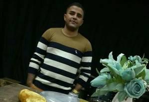 Após sair de igreja e levar namorada para casa, jovem foi baleado na volta para sua residência Foto: Reprodução/Facebook