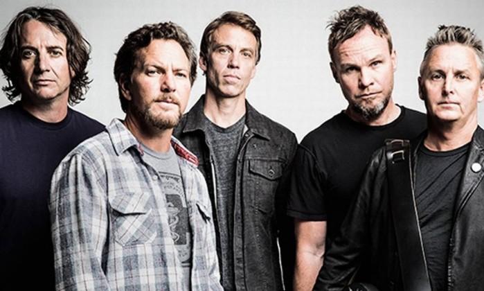 Pearl Jam prometem novo álbum