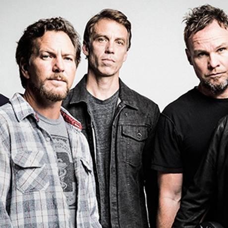 Pearl Jam faz show no Maracanã e no Lollapalooza Foto: Divulgação