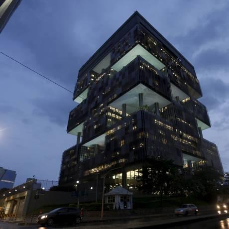 Prédio da Petrobras. Foto Domingos Peixoto / Agência o Globo