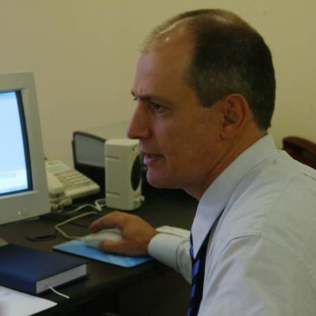 Gilberto Ribeiro, ex-chefe da Polícia Civil vai assumir a subchefia operacional da corporação Foto: Eurico Dantas (07.02.2007) / O Globo