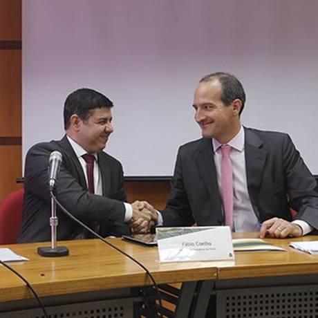 Previc e CVM assinam acordo de cooperação Foto: Divulgação