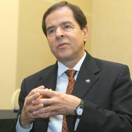 O ex-ministro de Ciência e Tecnologia, Sergio Rezende Foto: Givaldo Barbosa / 20-05-2008