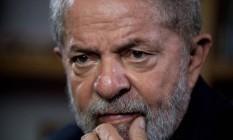 Ex-presidente Luiz Inácio Lula da Silva Foto: Nelson Almeida/AFP
