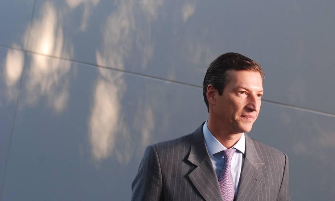 Octavio de Lazari Junior, presidente do Bradesco Foto: Ana Paula Paiva / Agência O Globo