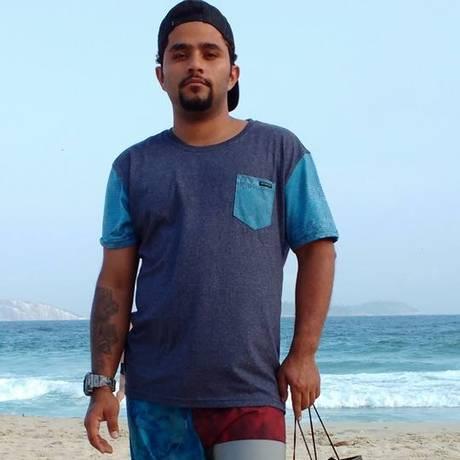 Matheus era obreiro na igreja e trabalhava como como técnico em segurança Foto: Facebook / Reprodução