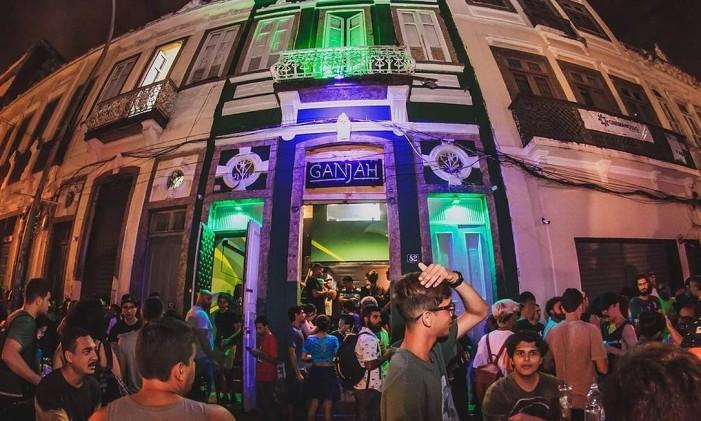 Ganjah Lapa Foto: Divulgação