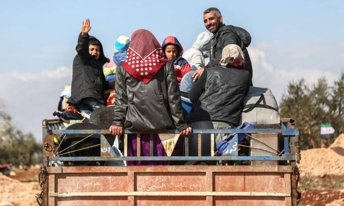 Exército turco nega ter atacado hospital em Afrin