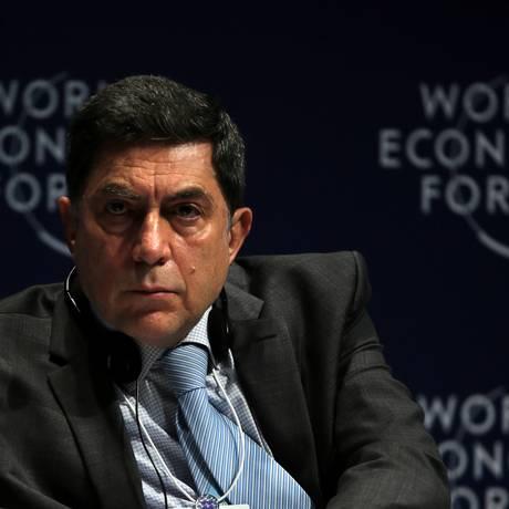 Luiz Carlos Trabuco Foto: Paulo Whitaker / Reuters