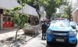 Local onde houve assalto com ferido em fevererino na Rua Professor Álvaro Rodrigues, em Botafogo