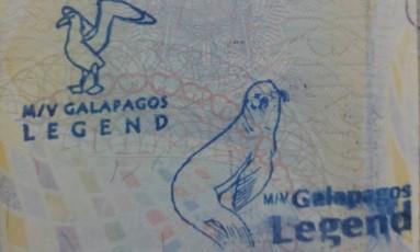 Galápagos Foto: Eduardo Maia