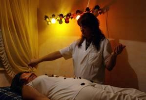 Cromoterapia está incluída nas dez novas práticas integrativas oferecidas pelo SUS Foto: Fábio Rossi/23.06.2003