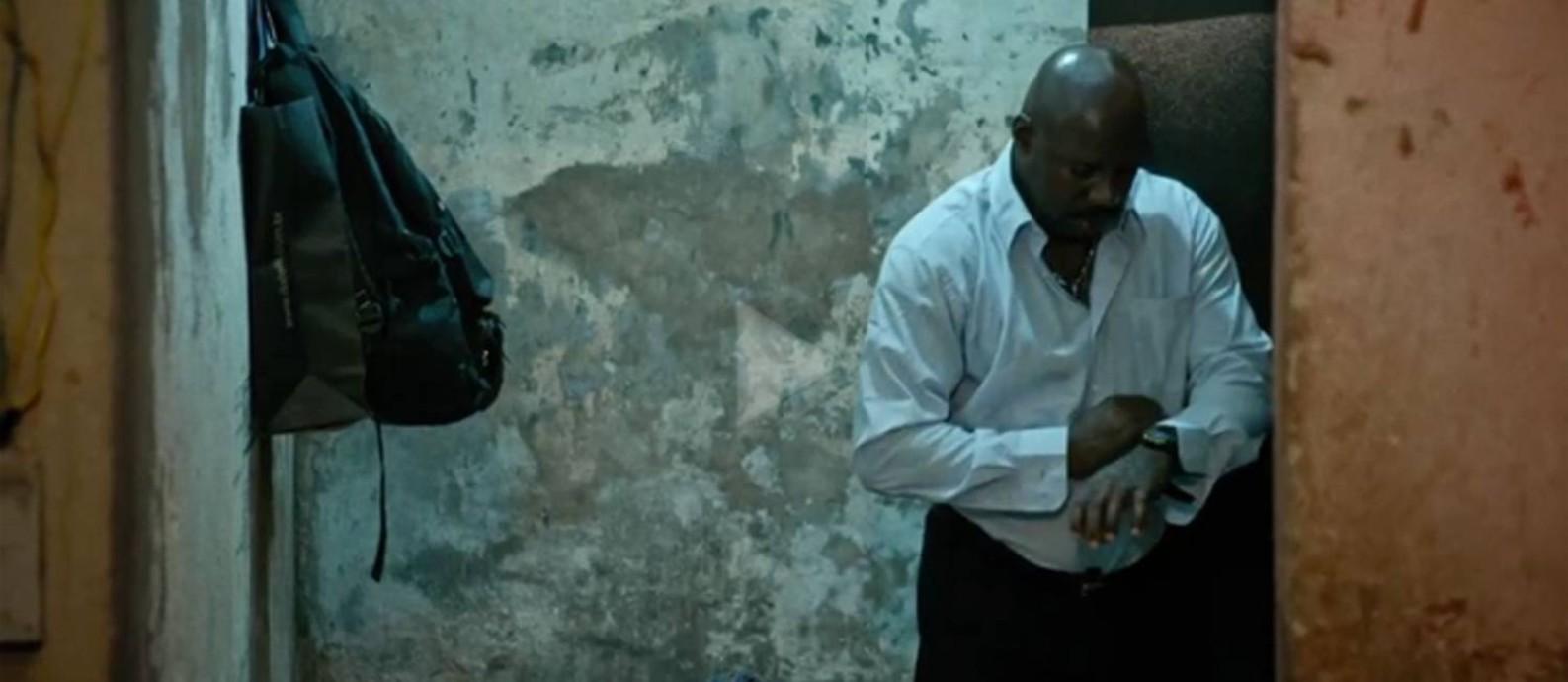 Cena do filme 'A luta do século' Foto: Divulgação